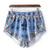 Casual Floral Shorts|Disheefashion