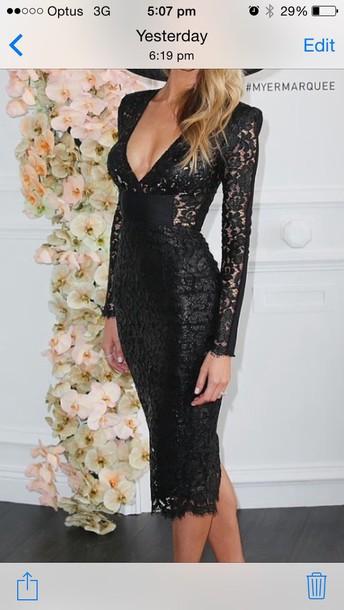 dress black lace dress black lace dress