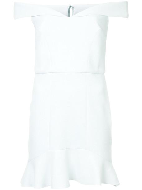 Rebecca Vallance dress mini dress mini women green