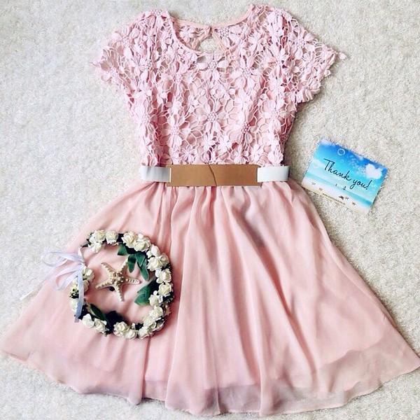 lovely jewels vintage boho bohemian flowers top skirt belt crown flower crown dress