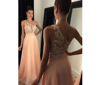 dress long prom dress one shoulder prom dress chiffon prom dress sleeveless prom dress lace prom dress prom dress