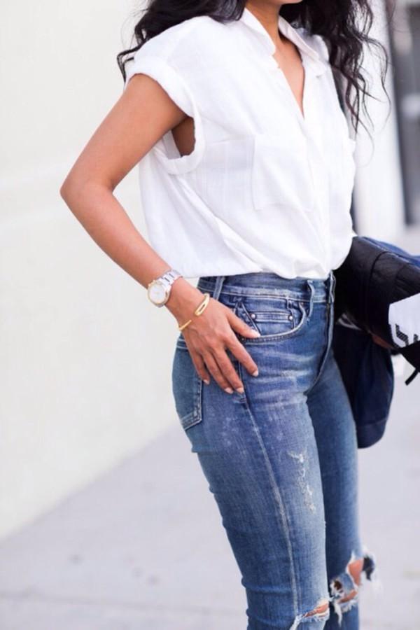 jeans, denim, fashion, vintage, tumblr outfit, tumblr ...