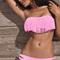 Aliexpress.com : buy swimwear bikini set sexy women low waist swimsuit tassel bikini push up biquinis pure color bandage bikini trajes de bano from reliable bikini beach suppliers on misshow swimwear store