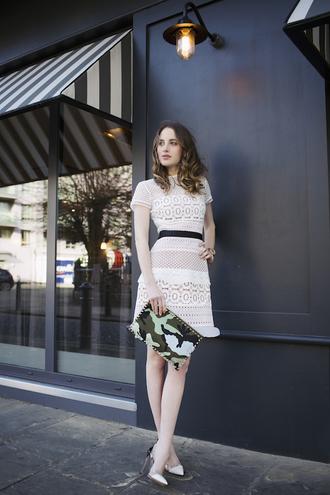 at fashion forte blogger dress bag shoes jewels