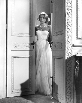 dress white dress prom dress maxi dress grace kelly