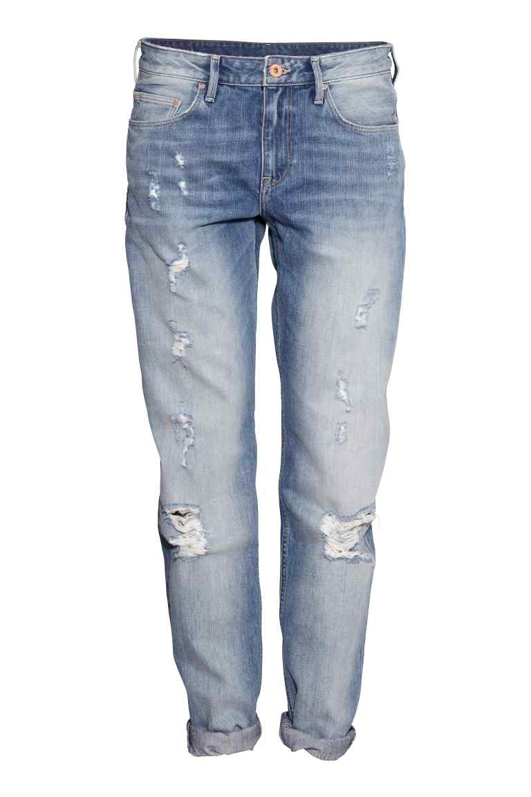 Jean Boyfriend Low | H&M