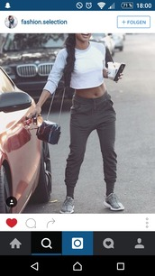 pants,grey sweatpants,joggers,karrueche,white shirt,long sleeves,khaki pants,grey sneakers,black bag,green,khaki,cute,cute outfits,gorgeous,tumblr,tumblr outfit,celebrity,celebrity style,casual,white,model,skinny,spring outfits,date outfit,instagram,indie,easter,youtuber,teen choice awards,etsy,simple et chic,Women's Stylish Plunging Neck Long Sleeve Ethnic Print Romper,european & black,eiffel tower bracelet,eos,epic shoes,earrings,esth?r sunglasses,edgy,limit edition,the black effect,elegant,extravagant,indie boho,boho chic,boots,sweatpants,jeans