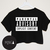 PARENTAL ADVISORY FUNNY crop top WOMEN LADIES custom T SHIRT grunge hipster vtg | eBay