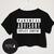 PARENTAL ADVISORY FUNNY crop top WOMEN LADIES custom T SHIRT grunge hipster vtg | eBay