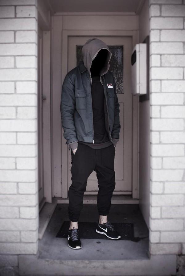 Jacket Bomber Jacket Khaki Olive Green Style Fashion Taste Fall Outfits Nike Adidas ...