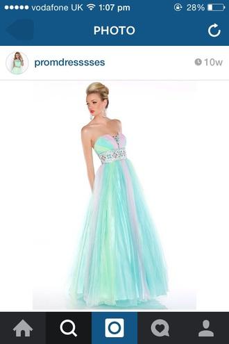 dress prom dress green dress pink dress cute dress