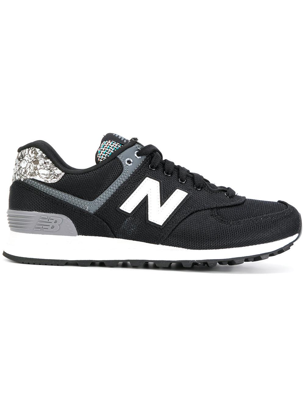 New Balance 574 Art School Sneakers Farfetch