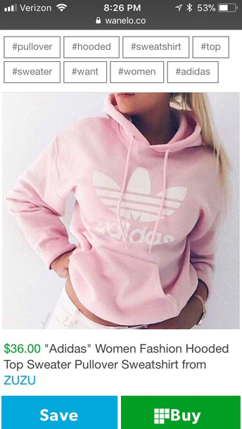 jacket adidas trefoil baby pink