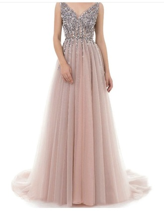 dress prom promdresssparkly prom dress