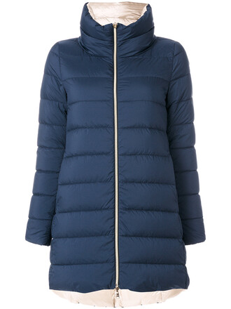 coat women blue