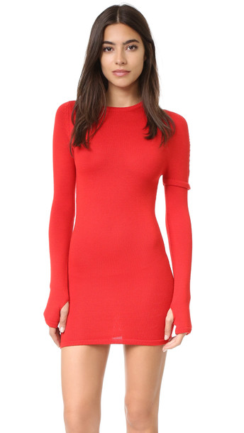 Jacquemus Mini Dress - Red
