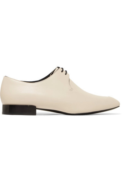 3.1 Phillip Lim leather white off-white shoes