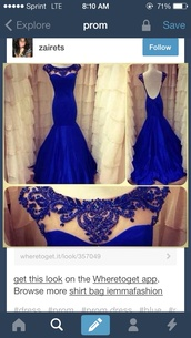 dress,prom dress,long prom dress,navy,lace dress,royal blue,lace,blue dress,dark blue mermaid dress,blue