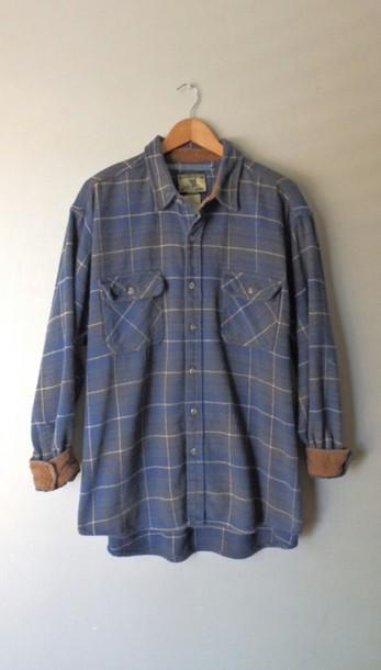shirt blue shirt