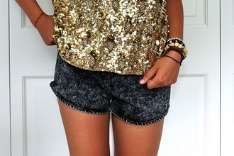 shorts black denim shorts