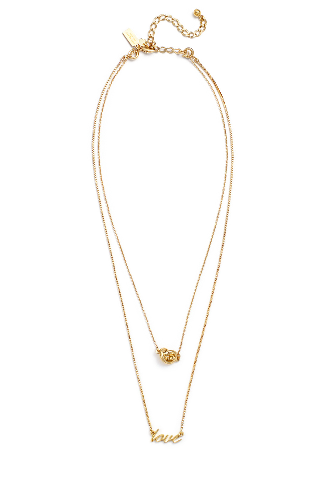 Kate spade new york accessories like a charm pendant