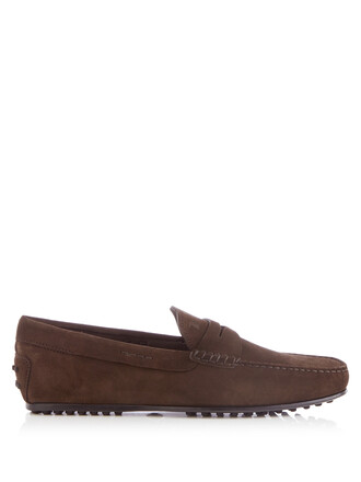 loafers suede shoes