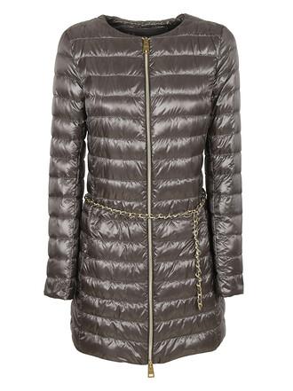 coat classic grey