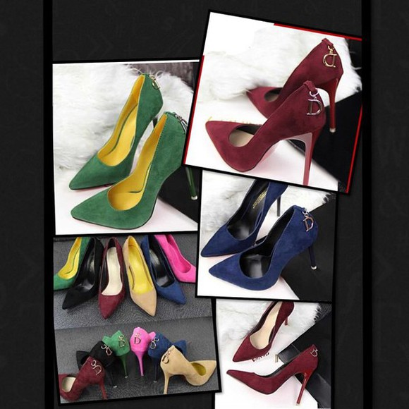 fall outfits shoes dior heels style