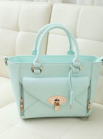 bag pastel handbag pastel bag