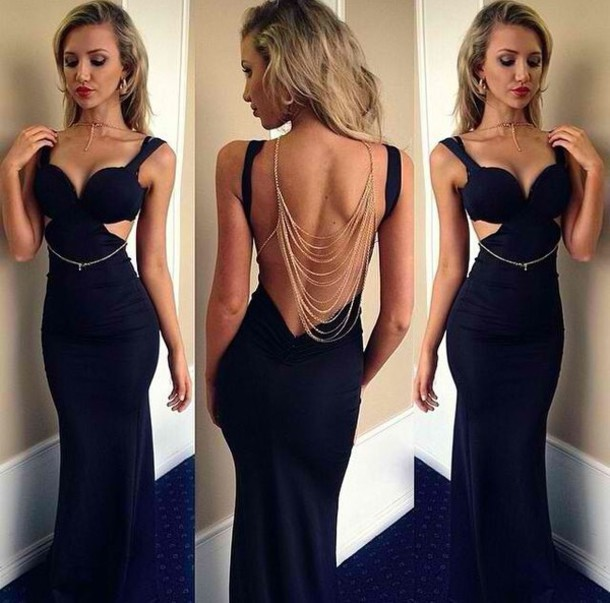 Aliexpress.com : Buy Sexy & Hot Tank Straps Sweetheart Mermaid Long Black Prom Dress Sexy Backless Special Occasion Dresses 2014 from Reliable dress series suppliers on 27 Dress