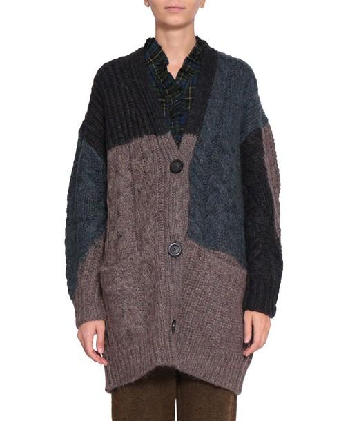Isabel Marant etoile cardigan cardigan wool multicolor sweater