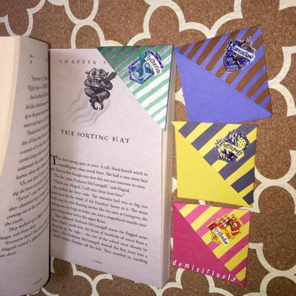 home accessory harry potter book