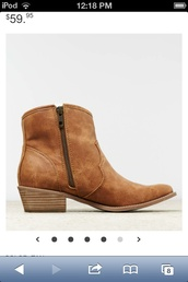 shoes,ankle boots,side,western boots,western-style booties.