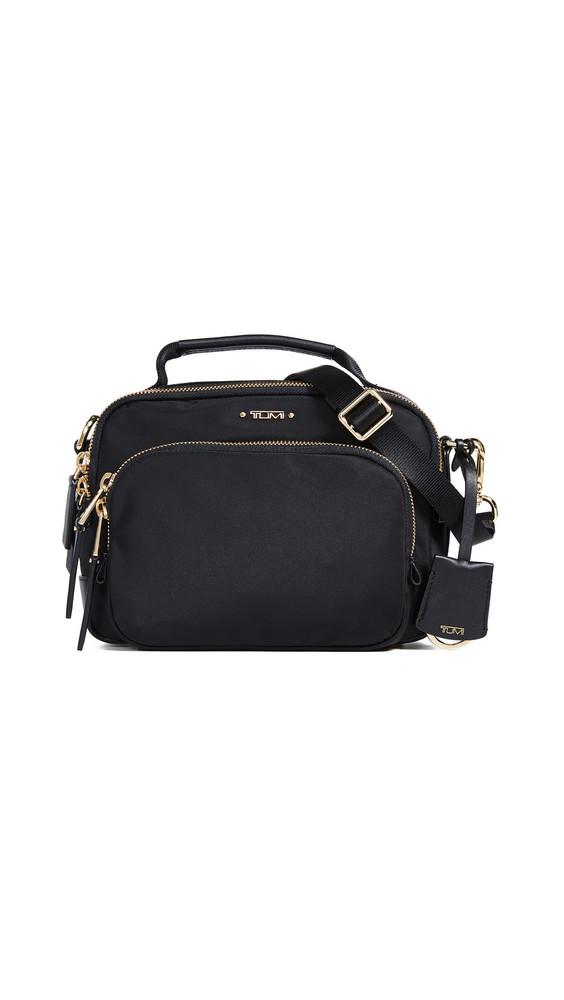Tumi Troy Cross Body Bag in black