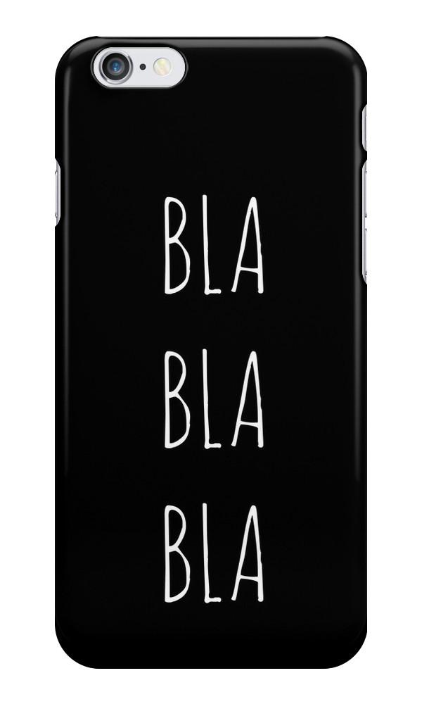 """""""bla bla bla"""