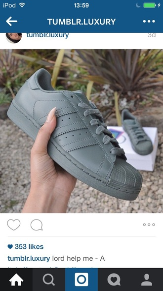 shoes army green