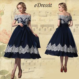 dress edressit short fashion style chic elegant