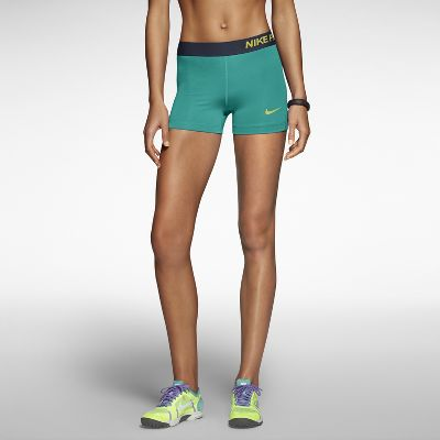 "Nike Store. Nike 3"" Pro Core Compression Women's Shorts. Nike Store"