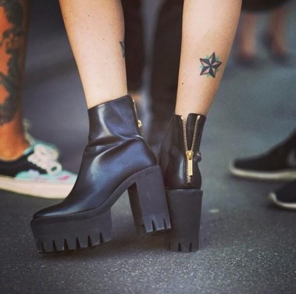 Cute Platform Heels Fs Heel