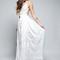 Summer daze ivory maxi dress | shoplunab