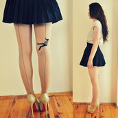 underwear,tights,skin-tight,skirt