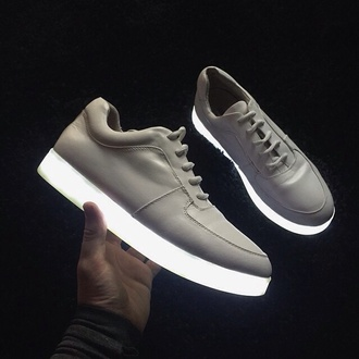 shoes glow grunge pale pale grunge tumblr white shoe dark glow in the dark