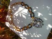 jewels,aliexpress,j crew,tortoise,vintage,gemstone