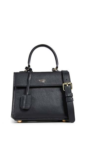 satchel mini noir bag