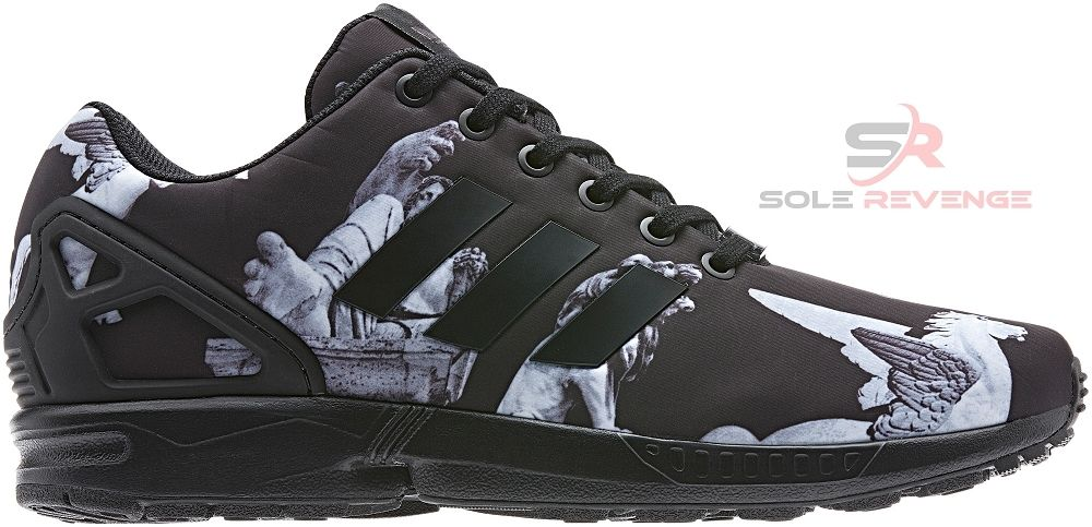 adidas lion zx flux