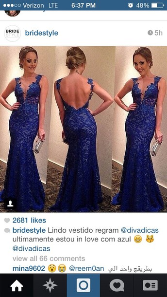 dress blue long instagram gown royal blue lace dress sheer tulle top mermaid backless long evening dress hat blue prom dress backless open back blue dress blue lace lace prom prom formal formal dress backless prom dress lace lace prom dress form blue formal blue prom backless prom dress prom prom dress dark blue dark blue prom dress graduation backless dress long prom dress prom gown shop pretty girly girl girly wishlist maxi royal blue maxi dress