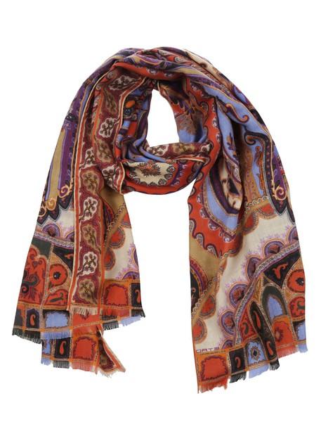 ETRO scarf multicolor