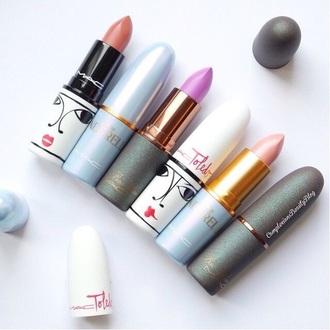 make-up mac cosmetics lipstick mac lipstick