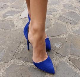 Pantofi Dust Blue