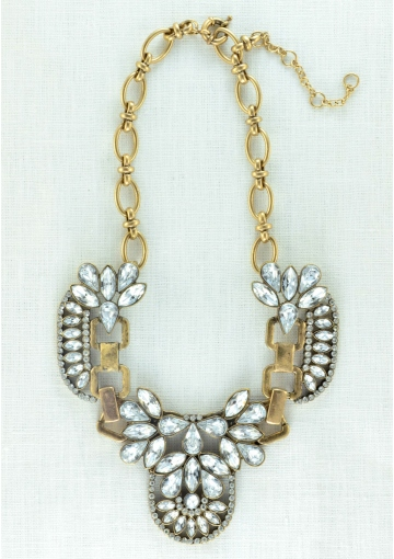 Be Inspired Vintage Style Statement Necklace - Happiness Boutique